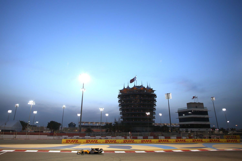 © Renault - Bahrain parviendra-t-il à accueillir la F1 cette année ?