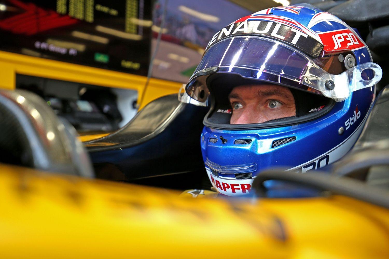 © Renault - Palmer marque les premiers points de sa saison
