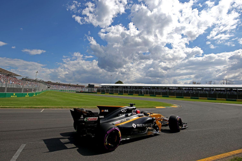 © Renault - Nico Hulkenberg, rayon de soleil pour Renault en Australie