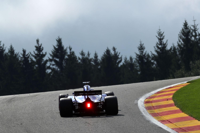 © Sauber - La F1 fait sa rentrée des classes en Belgique