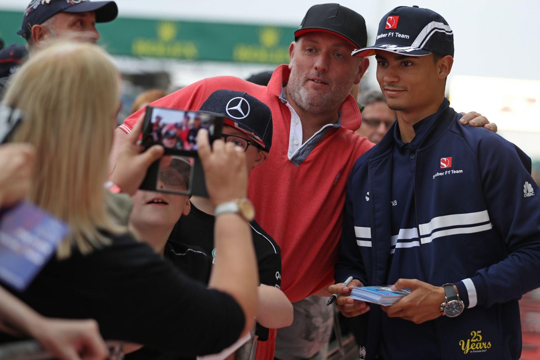 © Sauber - La F1 veut s'appuyer sur le contenu créé par les fans