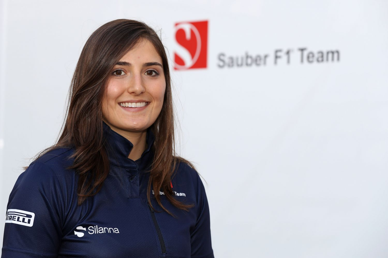 © Sauber - Calderon passe en F2