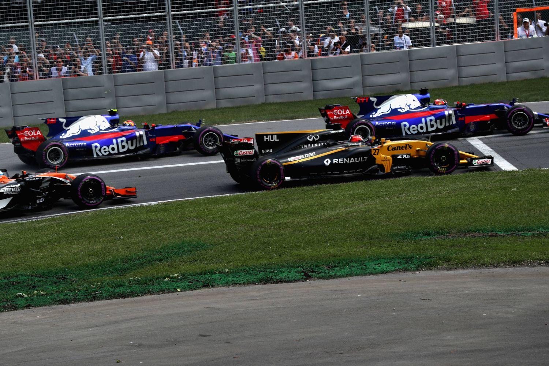 © Getty Images / Red Bull Content Pool - La lutte entre Toro Rosso et Renault est très serrée
