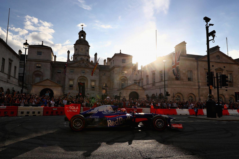 © Toro Rosso - Des F1 bientôt dans les rues de Marseille