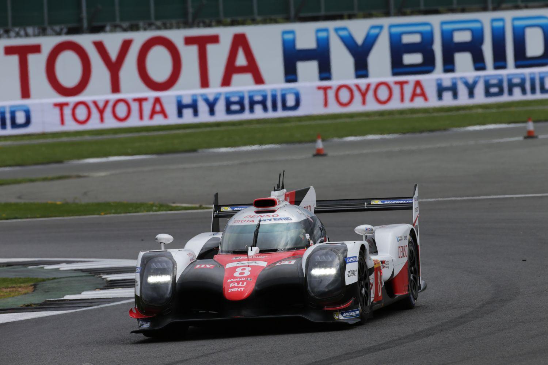 © Toyota - Toyota est parvenu à l'emporter lors de la première manche du WEC