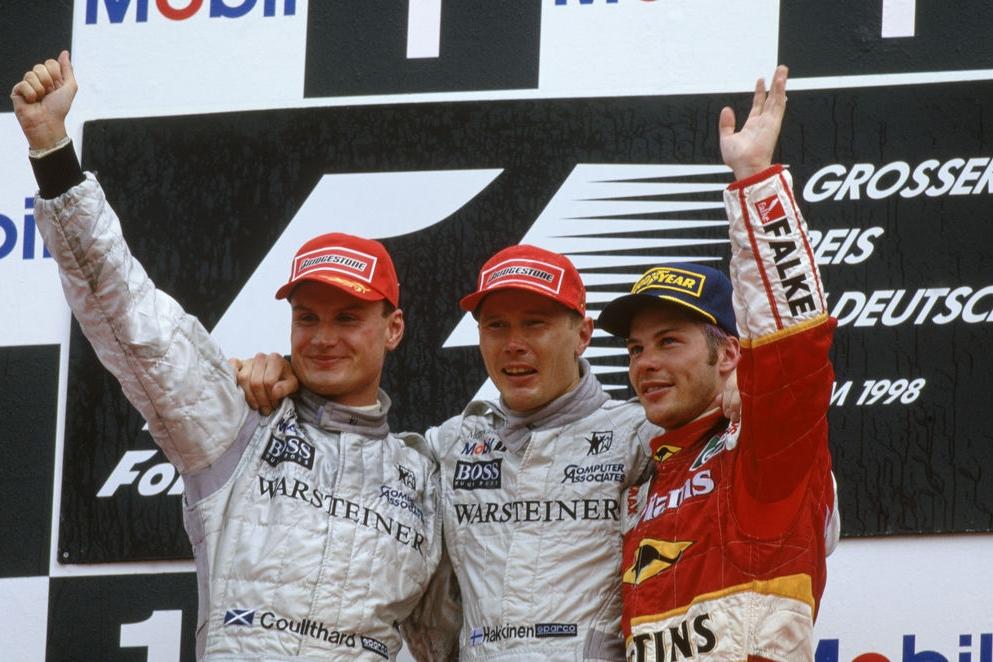 © McLaren - Mika Häkkinen va de nouveau porter les couleurs de McLaren