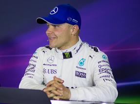© C.Ciampini/MotorsInside - Valtteri Bottas a signé sa troisième pole position