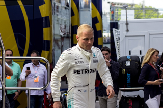 © C.Ciampini/MotorsInside - Bottas part avec un handicap ce week-end