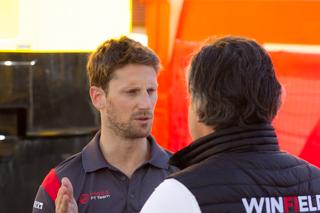 © Ciampini/Motorsinside - 14ème temps pour Romain Grosjean