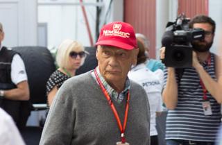 © C.Ciampini/Motorsinside - Niki Lauda a été opéré d'un poumon ces derniers jours