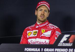© C.Ciampini/MotorsInside - Sebastian Vettel a dû se contenter de la seconde place à Barcelone