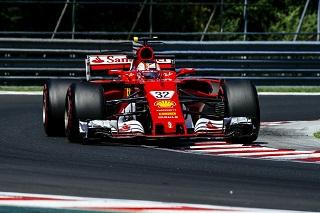 © Ferrari - Charles Leclerc a signé le meilleur temps de la première journée !