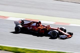 © Ferrari - La SF70H restera comme la voiture référence de l'hiver 2017