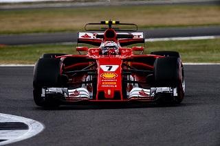 © Ferrari - Raikkonen rapporte un nouveau podium à Ferrari