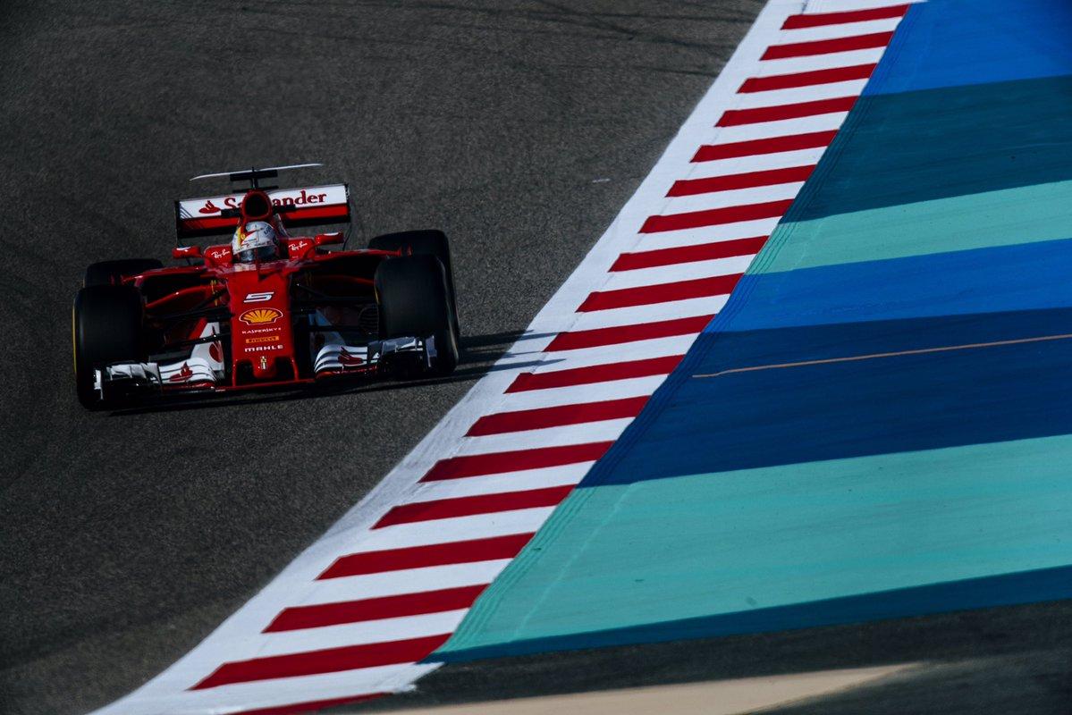 © Ferrari - Vettel conserve la tête, juste devant une concurrence resserée