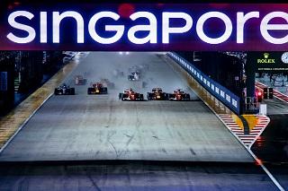 © Ferrari - Les voitures s'élanceront 10 minutes plus tard