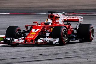 © Ferrari - Vettel termine au pied du podium
