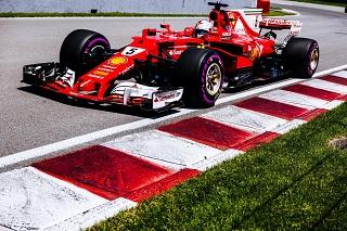 © Ferrari - Des efforts insuffisant pour Vettel et Ferrari
