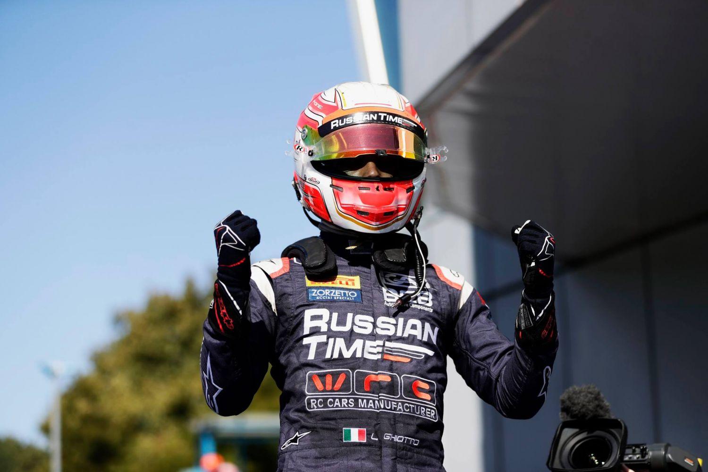© FIA Formula 2 - Luca Ghiotto, l'homme du week-end à Monza !