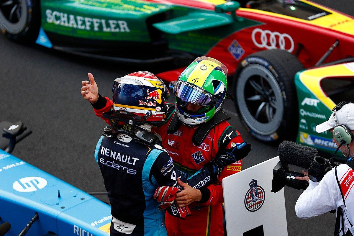 Image trompeuse : la rivalité sera intense à l'occasion des deux dernières courses de la saison à Montréal !