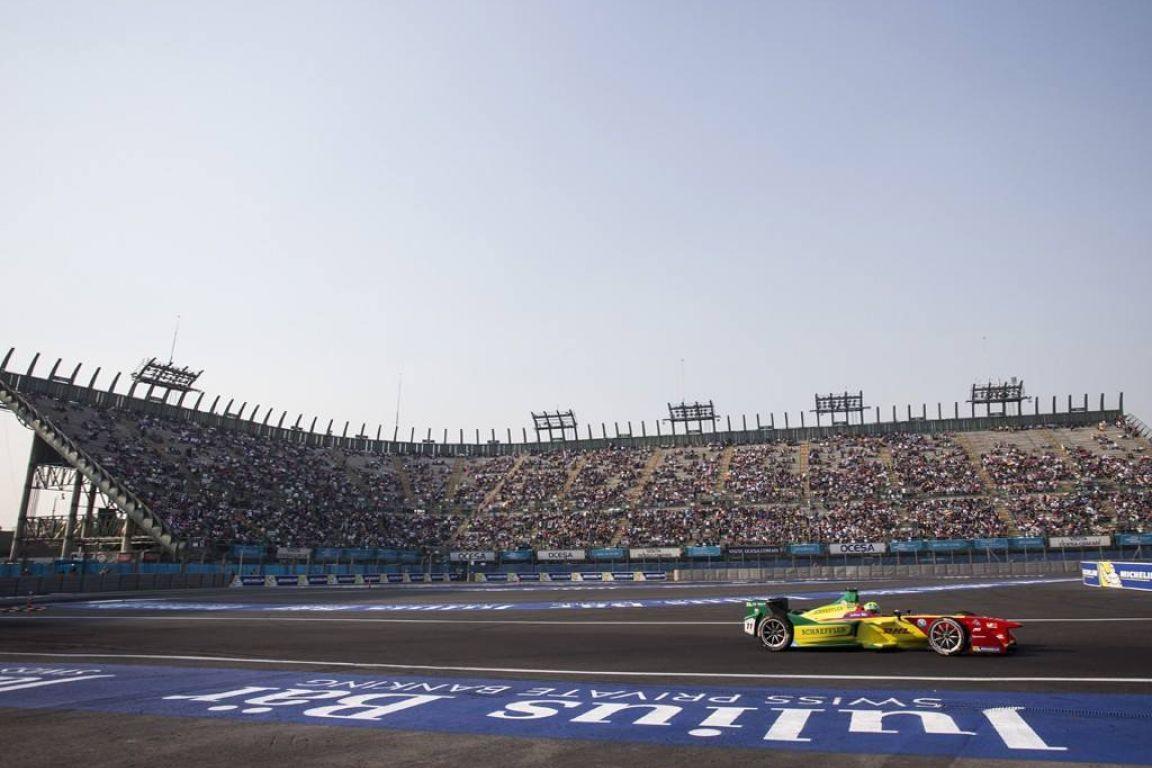 Les spectateurs mexicains seront au rendez-vous pour encourager les débuts d'Esteban Gutiérrez