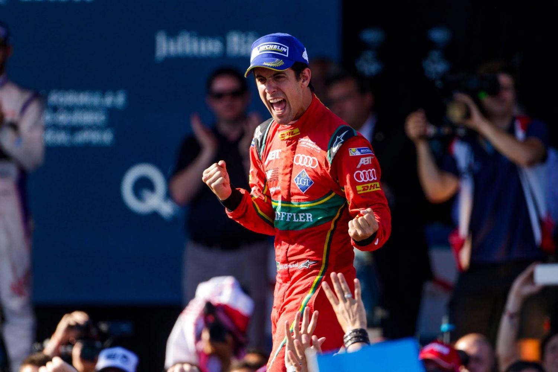 © FIA Formula E - Lucas di Grassi a obtenu les fruits de sa récolte initiée il y a trois ans : le titre des pilotes !