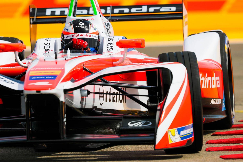 Performance historique pour l'équipe Mahindra et son pilote, Felix Rosenqvist