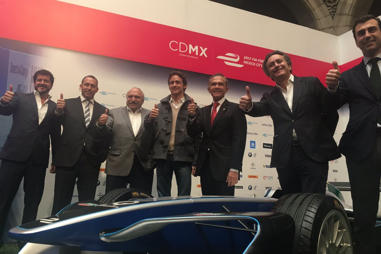 © FIA Formula E - Esteban Gutierrez va découvrir une nouvelle discipline