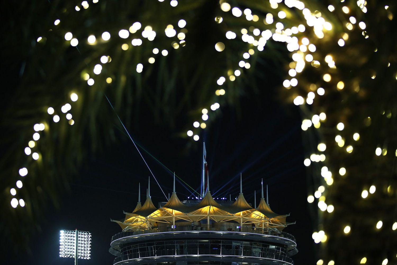 © McLaren - Si le vainqueur loupait le drapeau à damiers, les feux d'artifices lui rappelleraient de lever la tête