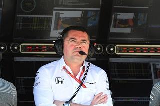 © McLaren - Eric Boullier démissionne !