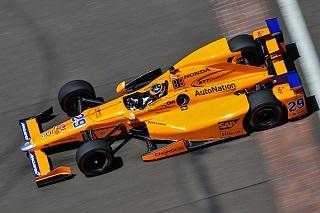 © McLaren - Après 40ans d'absence, McLaren revient en IndyCar