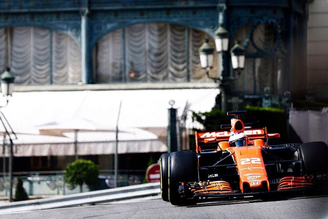 Jenson Button partira certainement dernier à Monaco