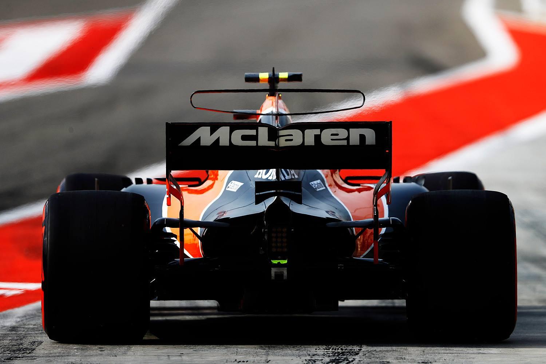 © Mclaren - Seule l'écurie Sauber semble derrière l'équipe de Woking à l'heure actuelle...