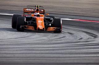 © McLaren - Vandoorne a réalisé une course solide