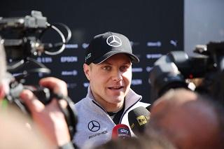 © Mercedes - Valtteri Bottas retrouve la tête du classement