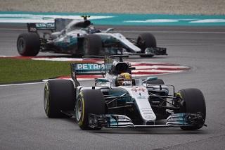 © Mercedes - Pas de victoire pour Hamilton ce week-end