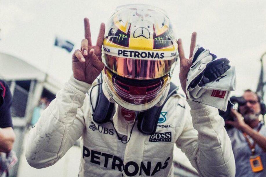 © Mercedes - Le chemin pour le titre se dégage pour le Britannique