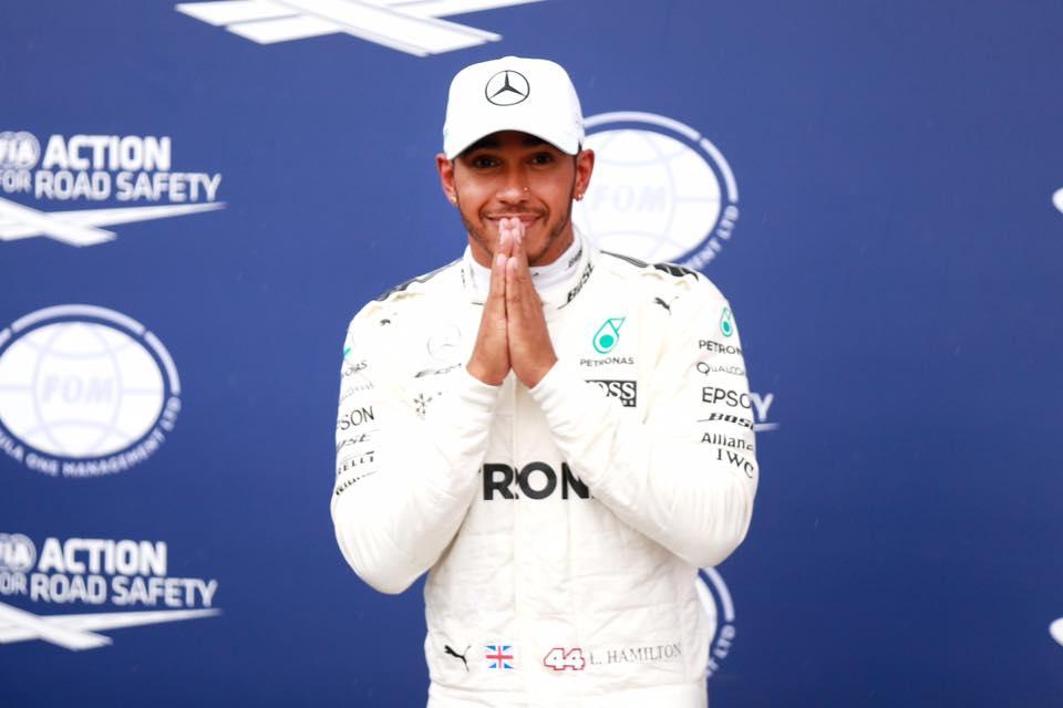 © Mercedes - Lewis Hamilton élogieux à l'égard de son glorieux prédecesseur