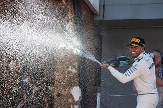 © Mercedes - Pesonne ne fut en mesure de menacer Lewis Hamilton à Monza