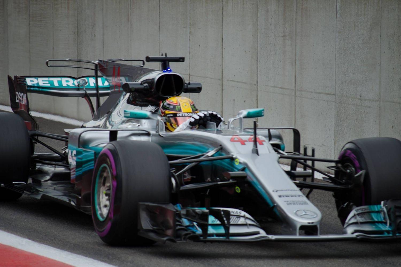 © A.Girard/MotorsInside - Le Britannique a largement devancé Sebastian Vettel lors de la séance