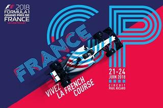 © Circuit Paul Ricard - Le GP de France de F1 est lancé !