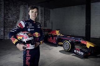 © Red Bull - Gasly va piloter la Red Bull sur le Hungaroring