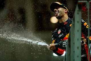 L'incroyable talent de Daniel Ricciardo