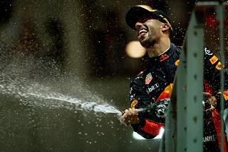 © Red Bull - Daniel Ricciardo a déjà signé sept podiums cette année !