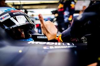 © Red Bull - Encore un podium pour Ricciardo et Red Bull