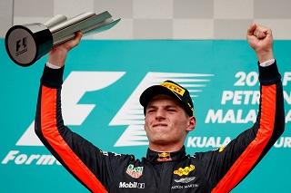 © Red Bull - Verstappen remporte la deuxième victoire de sa carrière