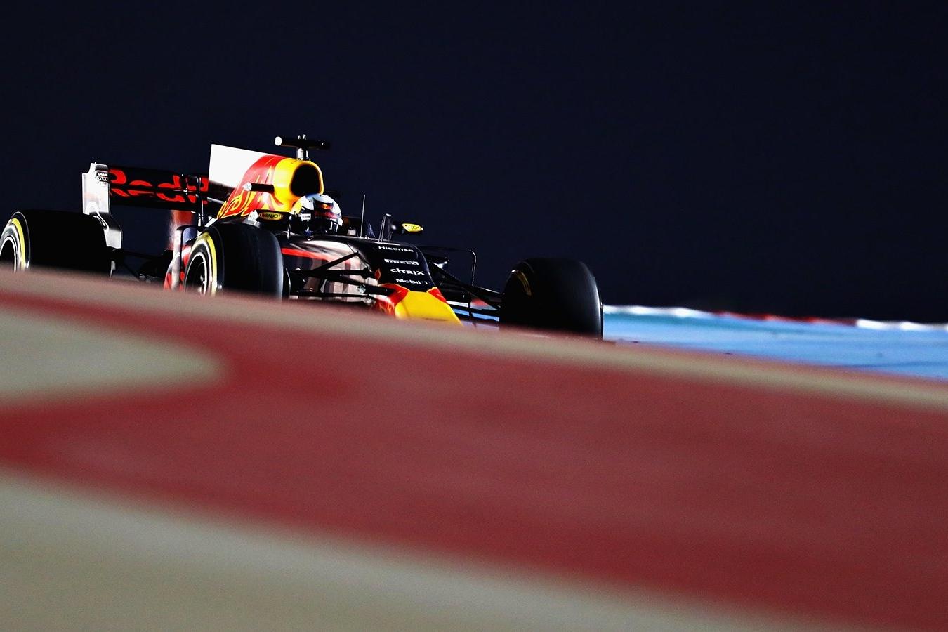 © Red Bull - Ricciardo en troisième homme, constat flatteur ?