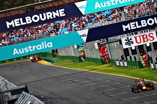 Le Grand Prix d'Australie commenté en live-audio sur Motors Inside !