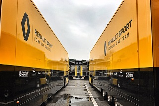 © Renault - Restructuration de son département aéro