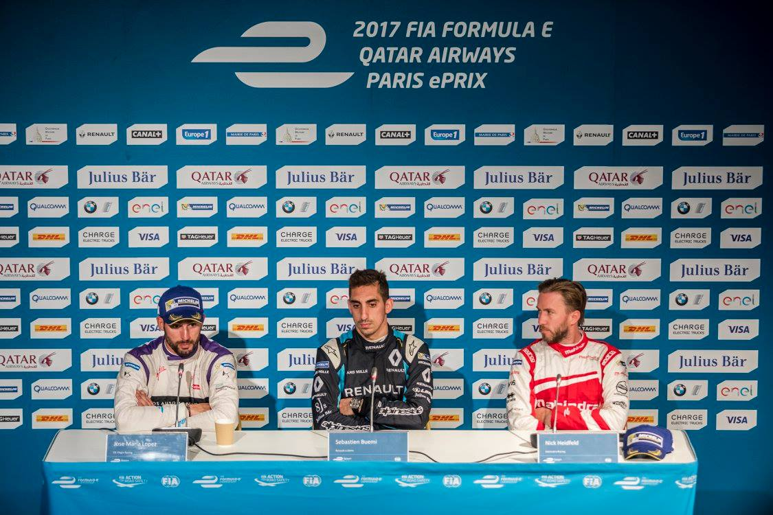 Les constructeurs français, bien représentés sur le podium ce samedi